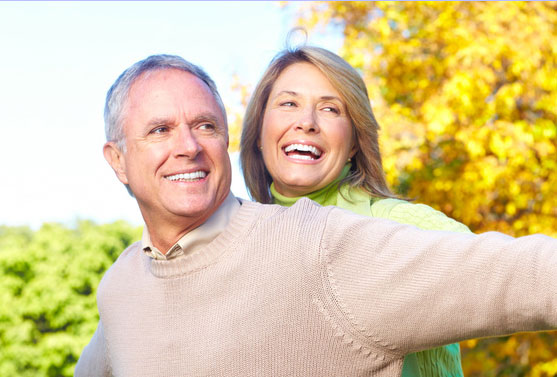 dental implants couple