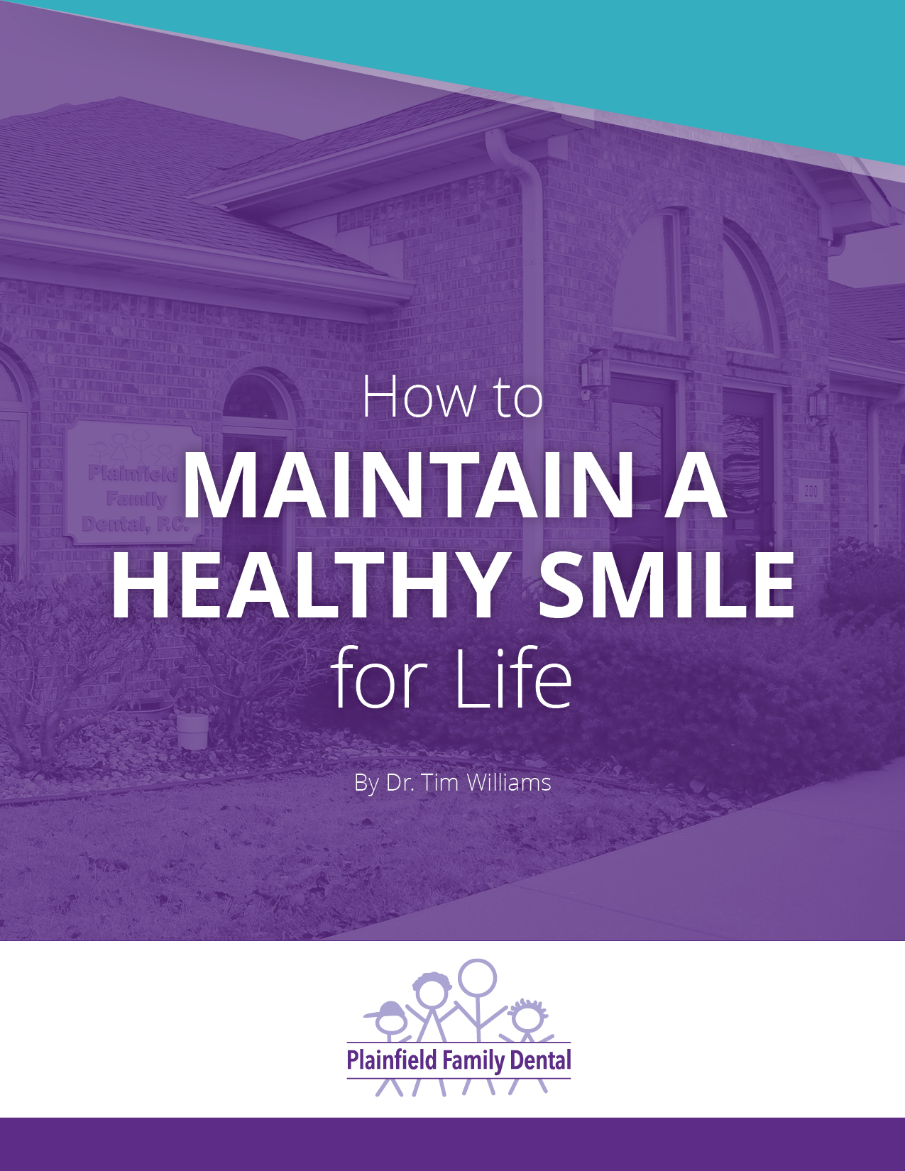 maintain healthy smile for life williams